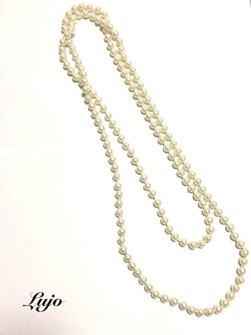 2way☆Pearl long necklace
