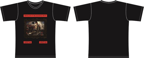 グリーヴァ 「The Mission of the Existence proof」Tシャツ