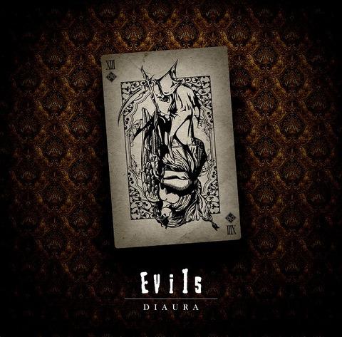 4th Single「Evils」初回限定盤