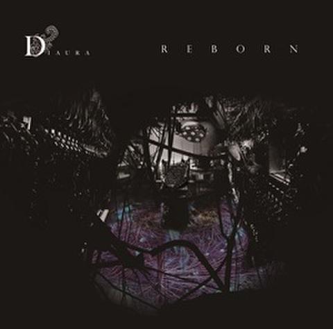 DIAUR 2nd MINI ALBUM 「REBORN」通常盤 C TYPE