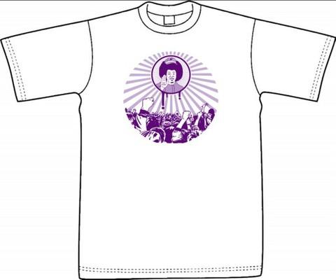 AMIDA NO NUKES T-shirts Mサイズ