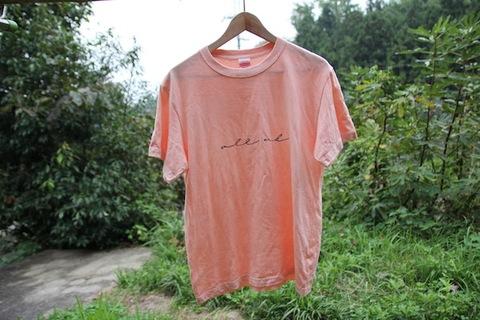 全許半袖TシャツMサイズ(泥染)