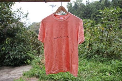 全許半袖TシャツSサイズ(泥染)