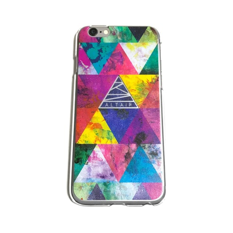 CRAZY TRIANGLE iPhone case