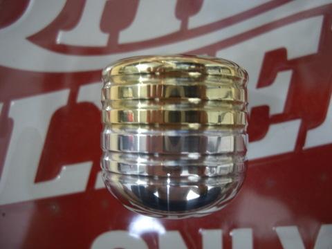 ブラス&ジュラルミン製コインノブ®(シフトノブ)Ⅱ-Ⅰ