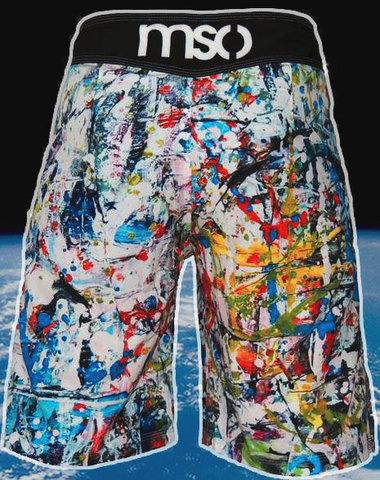 "Musou gear X A-pop Shorts ""Zero"""