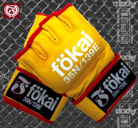 MUSOU GEAR×FOKAI MMA GLOVES