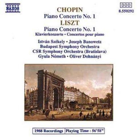 Chopin;Piano Conc.No.1 形式: CD