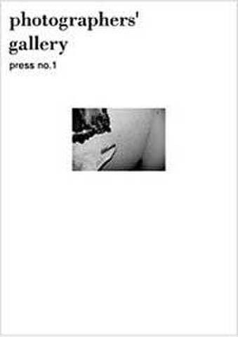 photographers'gallery press no.1