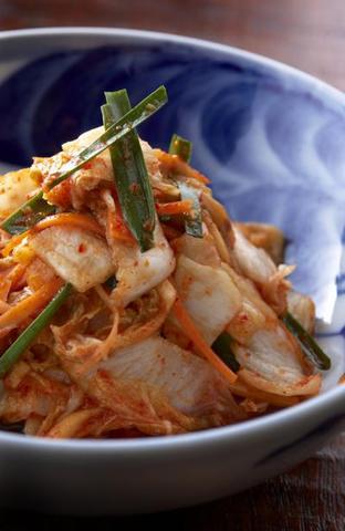 白菜キムチ (500gx2袋)