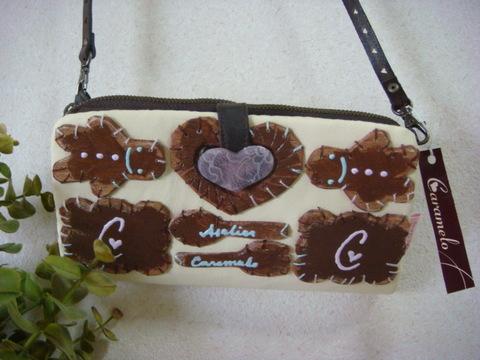 クッキーの財布/Cookie Wallet