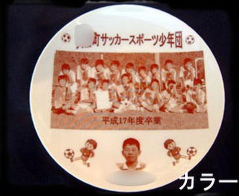 32 丸皿(小) カラー写真入