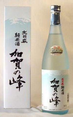 【純米酒】加賀の峰(720ml)