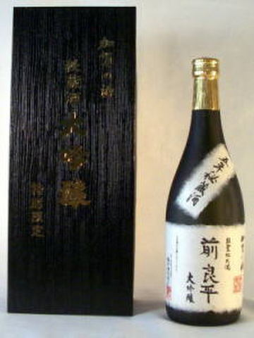 【古酒】五年古酒・前良平(1800ml)