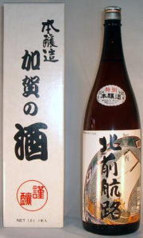 【本醸造】北前航路(1800ml)