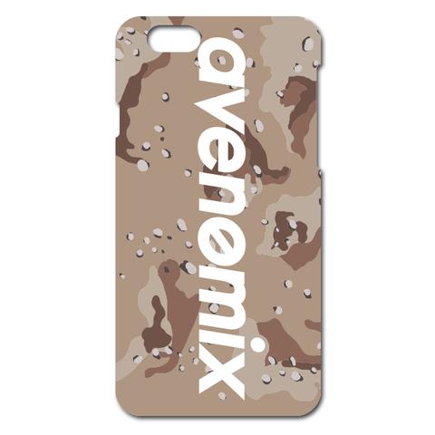 avenomix / avenomix LOGO iPhone CASE DESERT CAMO