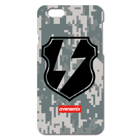 avenomix / THUNDER EMBLEM iPhone CASE DIGITAL CAMO