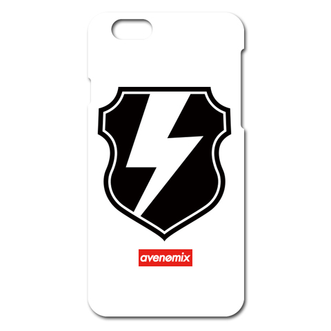 avenomix / THUNDER EMBLEM iPhone CASE WHITE