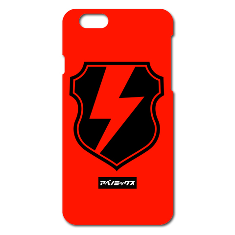 【LIMITED EDITION】avenomix / THUNDER EMBLEM iPhone CASE AVENO-ORANGE