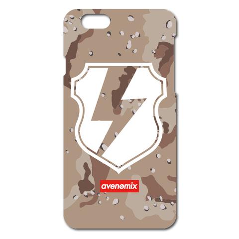 avenomix / THUNDER EMBLEM iPhone CASE DESERT CAMO