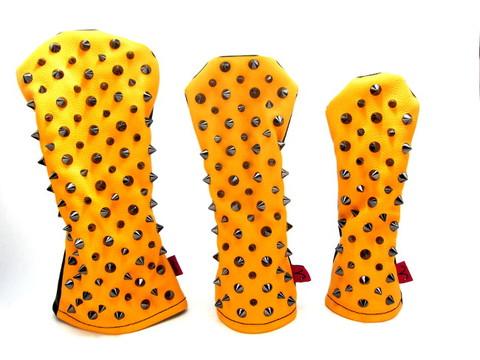 Selmoヘッドカバー Classic yellow×BLK(FW)