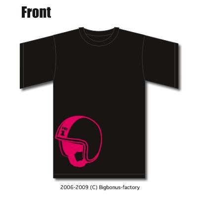 「ヘルメットブラザーズコラボ01」ブラック