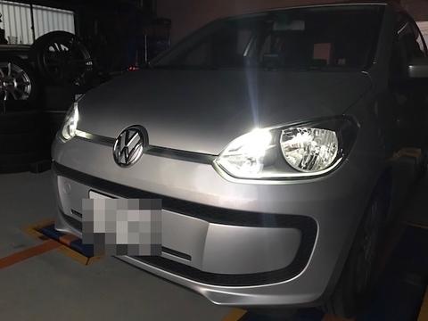 フォルクスワーゲン アップ/LED ポジション(スモール)ランプ/VW up!・AACHY