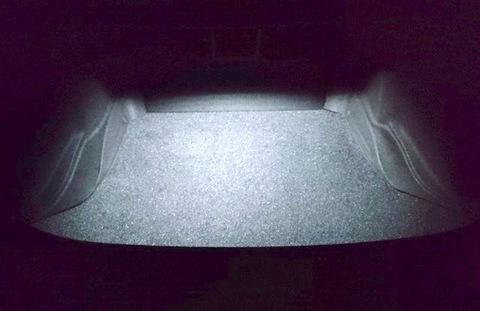 NISSAN GT-R/High Lumen LED(2835SMD)トランク灯 (ラゲージルーム) /GTR R35(2017~)