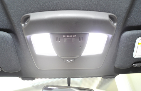 NISSAN GT-R/POWER COB LED ルームランプ/GTR R35(2015〜)