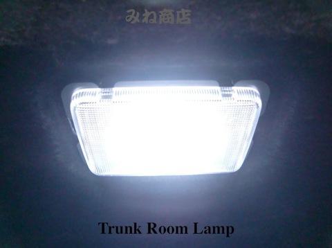 レクサスGS10系(前期/後期)LED(SMD5050)トランク灯/LEXUS GS10/GSF