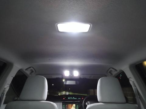 プリウス専用 Chip On Board LED ルームランプセット!! PRIUS / ZVW30・40