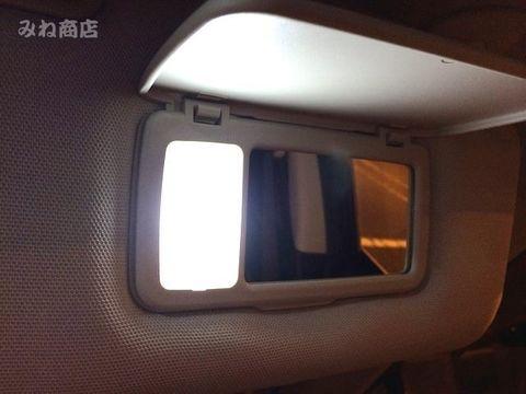 SUBARU LEVORG/LED(SMD) バニティーミラーランプ/スバル レヴォーグ(VMG/VM4)