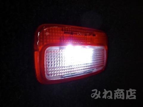 NISSAN GT-R 専用!! LED(SMD) ドアカーテシランプ/GTR R35