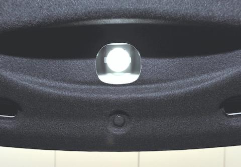 NISSAN GT-R/POWER COB LEDトランク灯 (ラゲージルーム) /GTR R35(2015〜)