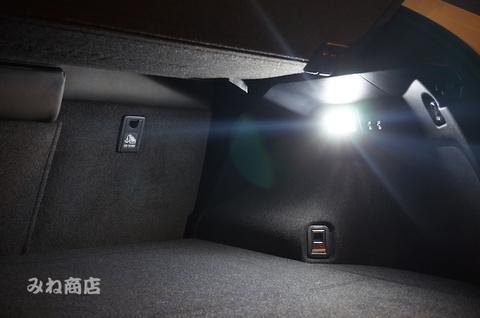 LEXUS NX 専用 1,5W Power SMDラゲージルームランプ「タイプ1」AGZ10/15・AYZ10/15 レクサスNX