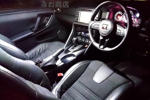 NISSAN GT-R/POWER COB LED ルームランプ/GTR R35(2017~)