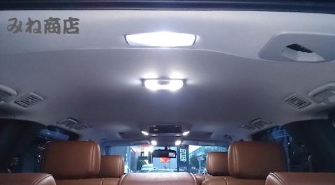 USトヨタ セコイア 超最新LED(SMD)ルームランプセット!! SEQUOIA(2008年~)