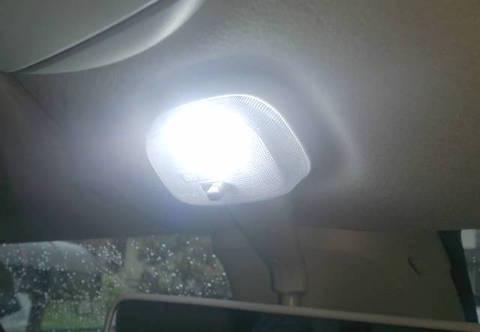 スズキ エブリイワゴンDA17W/POWER LED(COB) ルームランプセット/SUZUKI EVERY DA17W