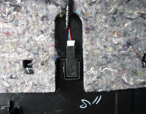 ランクル200(後期/ビッグマイナーチェンジ)高輝度 SMD フットランプ(足元灯) ランドクルーザー