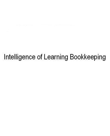 簿記短期合格勉強方法+α(Intelligence of Learning Bookkeeping) ※製本