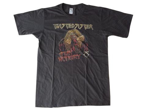 Twisted Sister トゥイステッド・シスターTシャツ 80sメタル