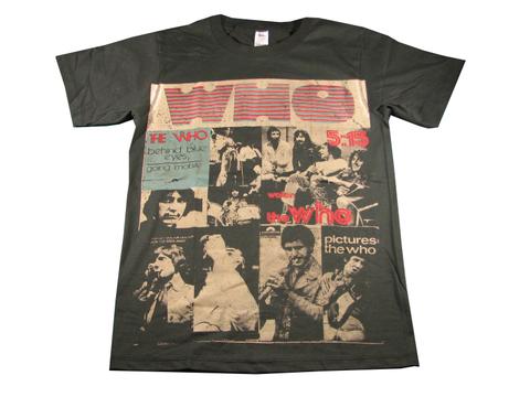 The Who モッズTシャツ