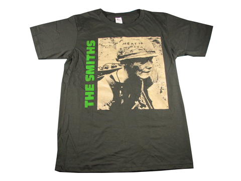 ザ・スミス The Smiths Meat is Murder Tシャツ