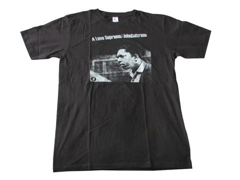 ジョンコルトレーン ジャズの巨人 John Coltrane Love Supreme Tシャツ