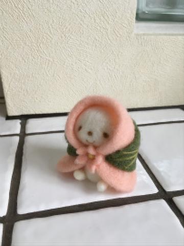 桜もちこさん(長命寺)