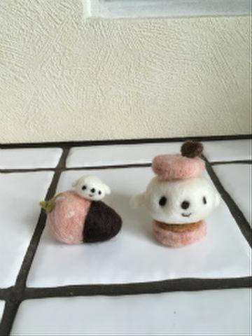 ちこレート2個入り(ピンク)