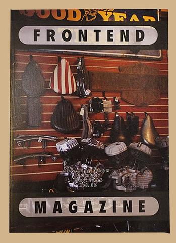 FRONTEND MAGAZINE #35