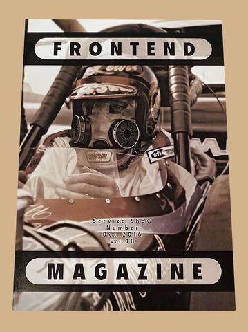 FRONTEND MAGAZINE #38