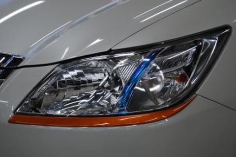 エクシーガ            チークライン FRP(オレンジ塗装)
