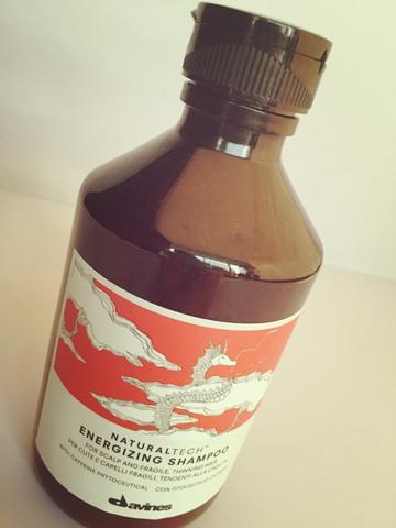イタリアのアロマシャンプー[エイジングケア用(爽快感のあるスパイシーな香り)]/ダヴィデス/ナチュラルテックシャンプー<E>